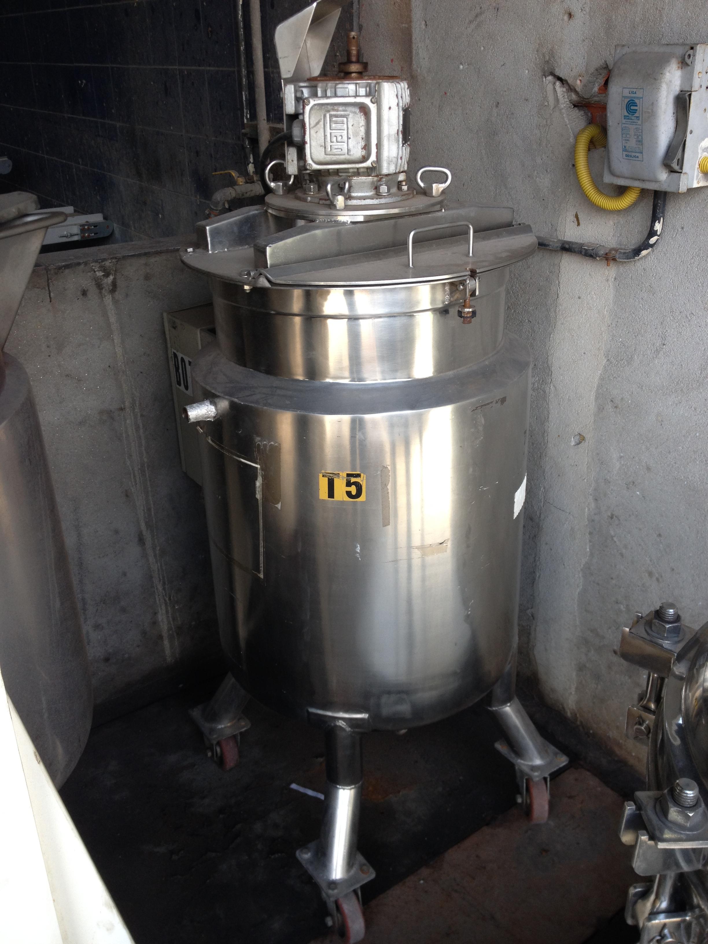 Tanque reator fethy for Tanque hidroneumatico 100 litros